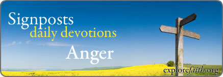 Daily Devotions: Anger