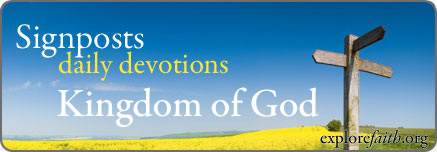 Daily Devotions: Kingdom of God