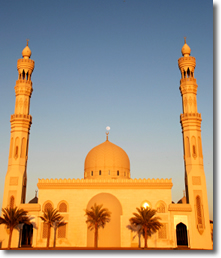 Garhoud Mosque, Dubai